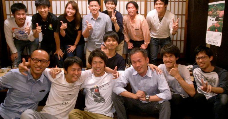 6/9 (金) Aonさん、Mark君 歓迎会